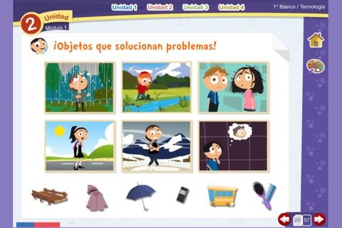 Tecnología 1º Básico screenshot 4