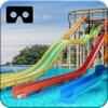 VR Water Slide Adventure - Water Sliding Simulator