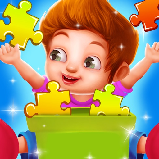 My First Jigsaw Puzzle For kids iOS App
