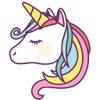 Unicorns unicorn Emoji and Stickers