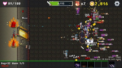 Screenshot #8 for Dungeon Defense : The Invasion of Heroes