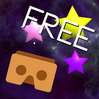 Constellation Runner FREE for Google Cardboard for iPhone