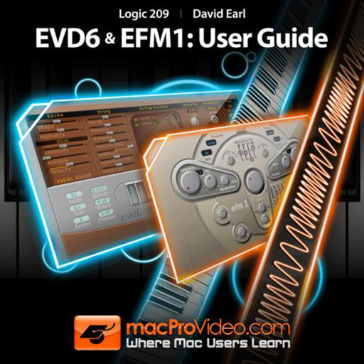 Course For Logic 209 - EVD6 and EFM1 - User Guide