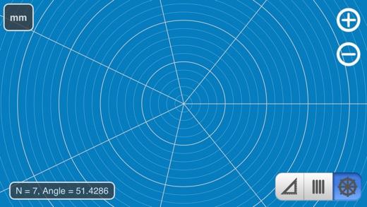Millimeter Pro - screen ruler Screenshots