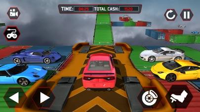 不可能なトラック - 車のスタントと速い運転の3Dのスクリーンショット5