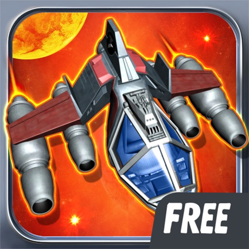 Space Falcon Reloaded Free iOS App
