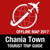 Chania Town Tourist Guide + Offline Map