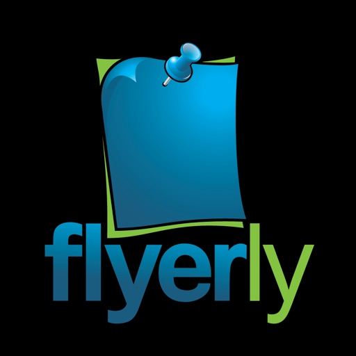 flyerly create share flyers for conversations app store
