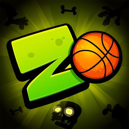 Zombie Smash Basketball - Зомби Баскетбол!