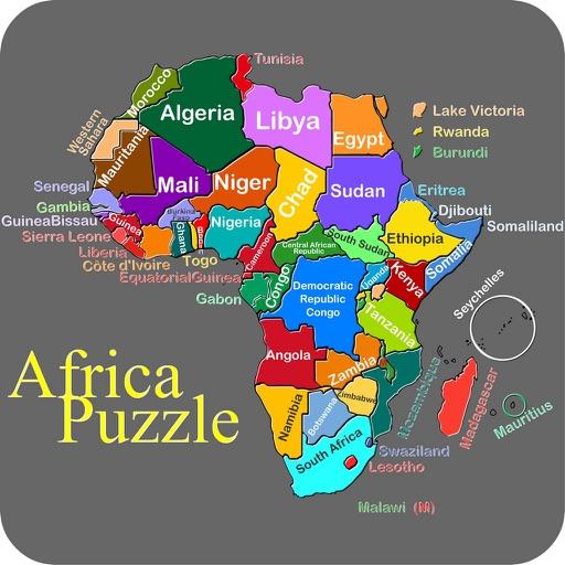 Africa Puzzle Game iOS App