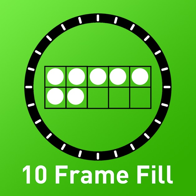 10 frame fill on the app store
