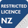 Restricted License NZ