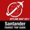 桑坦德 旅遊指南+離線地圖