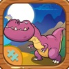 Dinosaur TRex jigsaw puzzles for kids