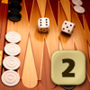 Backgammon Touch Icon
