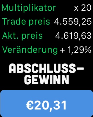 BUX - Spannender Aktienhandel Screenshot