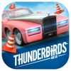 Parker's Driving Challenge Thunderbirds Are Go brains