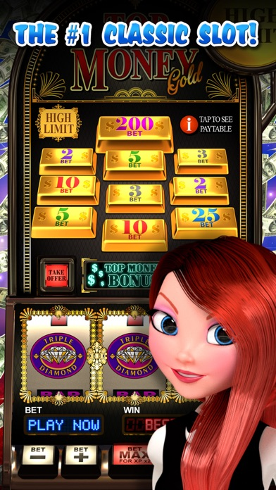 ipad slots app real money