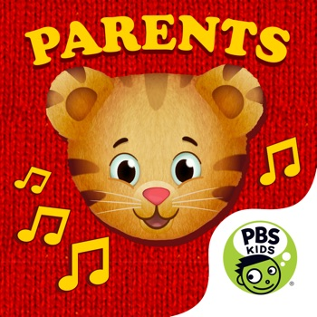 Daniel Tiger for Parents app for iphone