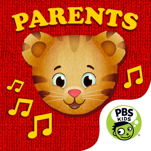 Daniel Tiger for Parents app for ipad