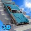 Games Banner Network - Stair Car Crash Test: Faily Fall artwork