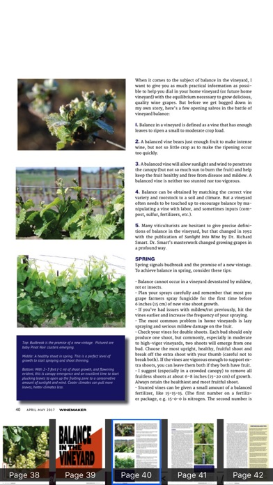 WineMaker Magazine Скриншоты5