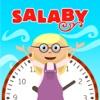 Lær klokka med Salaby
