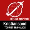 克里斯蒂安桑 旅遊指南+離線地圖