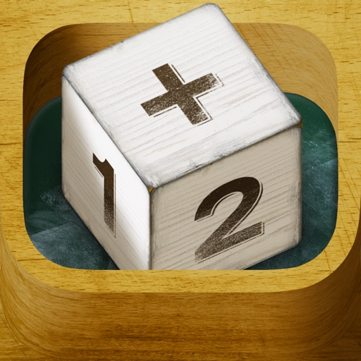 Mathcubes Free: Addition and Subtraction for Kids iOS App