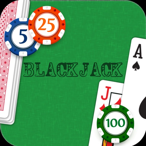 Blackjack The Casino - Basic & Pro Player iOS App