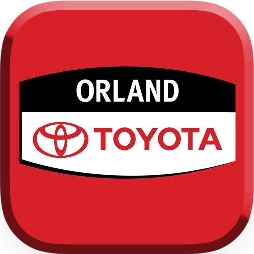 Orland Toyota iOS App