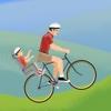 Happy on The Wheels For Happy Wheels Bike Racing