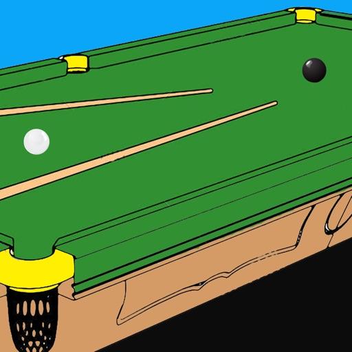 Snooker Champions - Game play ball black spot iOS App