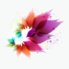 Abstract Art Background | Free Paint Wallpaper