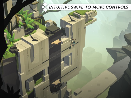 Screenshot #2 for Lara Croft GO