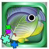 The Ocean Zoo Coloring Books-Drawing game for kids