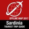 萨丁岛 旅遊指南+離線地圖
