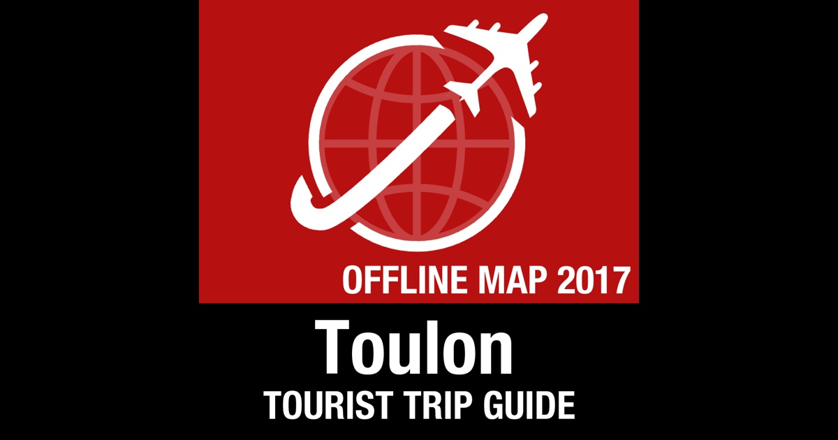 Toulon Tourist Guide Offline Map on the App Store – Toulon Tourist Map