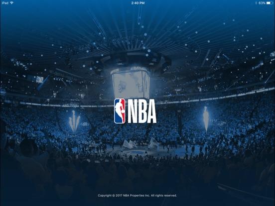 2017-18 NBA App Screenshots