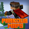 PARKOUR MAPS FOR MINECRAFT - PE ( POCKET EDITION )