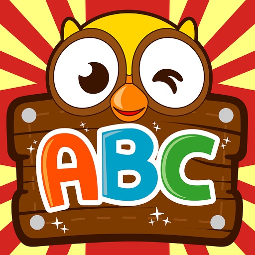 ABC for Kids Alphabet Learning Preschool Letters iOS App