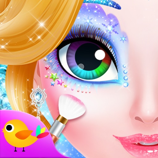 Sweet Princess Makeup Party - Girls Dressup Games iOS App