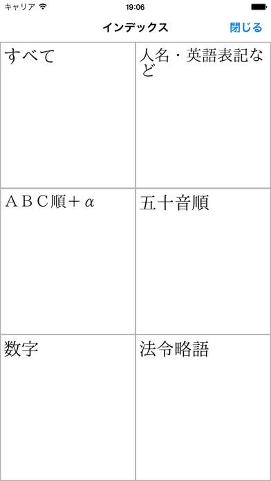 六訂 介護福祉用語辞典のおすすめ画像2