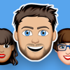 Moji Me Face Maker - Cartoon Bitmoji Emojis