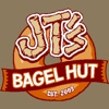 JT's Bagel Hut coffee meets bagel