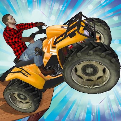 Atv Wheelie Stunt Rider iOS App