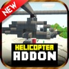 Helicopter Addons for Minecraft Pocket Edition PE