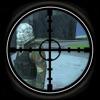 最前線の暗殺者の狙撃ゲーム