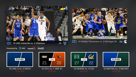 Screenshot #13 for NCAA March Madness Live - Men's College Basketball