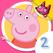 Peppa Pig2 ▶ Animated TV Series